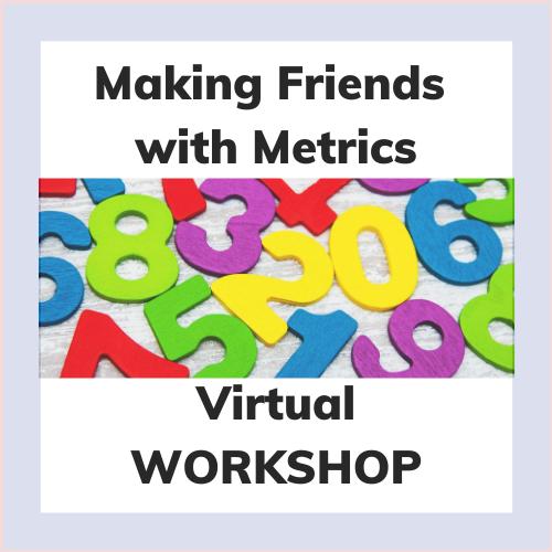 Making friends with metrics workshop